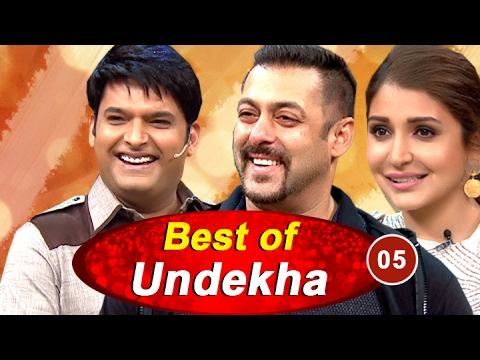 Best of Undekha 2016 | Part 05 | The Kapil Sharma Show | Bollywood Celebrity Interviews | Sony LIV