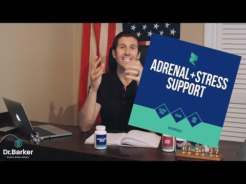 Adrenal + stress support
