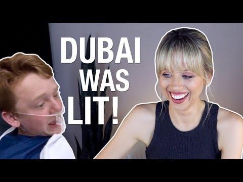 Aprende inglés con videos virales: DUBAI WAS LIT