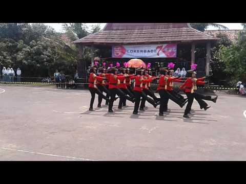 Paskibra SMP Al-Amin PAsirgombong