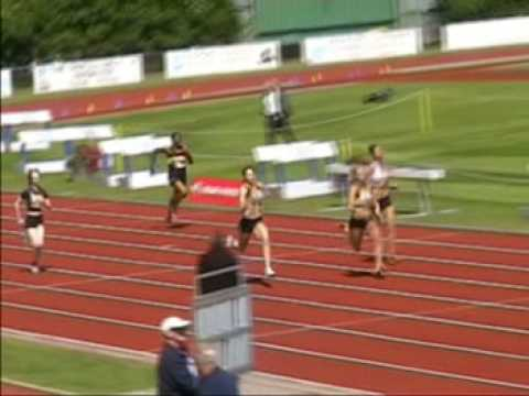 U20W 200m - 2008 AAA's Champs