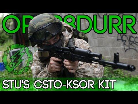 Amped Op0r8durr - Stu's CSTO-KSOR Rusfor Kit