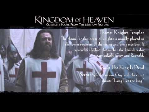 Kingdom of Heaven Soundtrack Themes - Guy and the Knights Templar