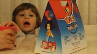 beyazıt aras toybox mutluluk paketi, toybox happiness package opening fun child video
