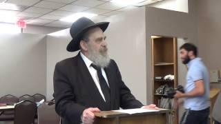 "CLY presents Rabbi Shochet ""Learning the 12 Pesukim in Depth"" B"