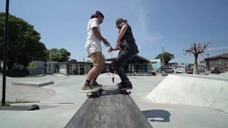 Valleyfield - Tournée Technical Skateboards 2017