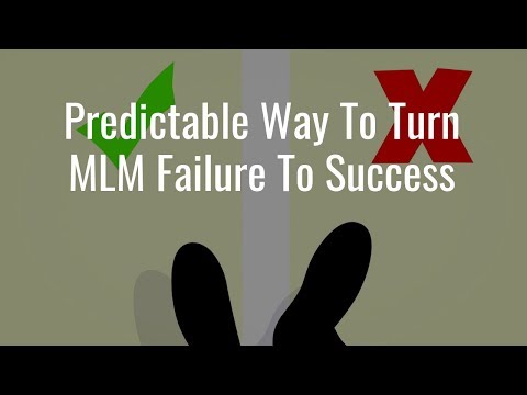 Network Marketing Failure To Success