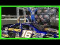 Todd gilliland, 17, wins second consecutive nascar k&n west title