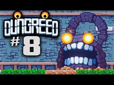 Dungreed - THE MAGMA LAND! - Let's Play Dungreed Gameplay Part 8 ( 2D Rogue-LITE)