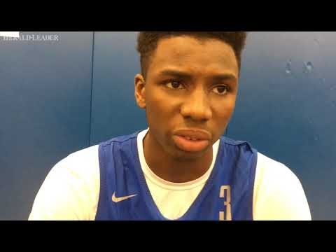 Hamidou Diallo says he didn't know about federal investigation into basketball