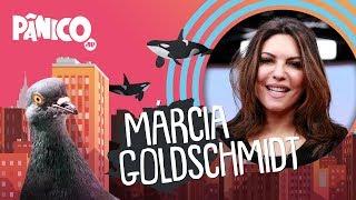 Márcia Goldschmidt   PÂNICO - 13/02/2020 - AO VIVO