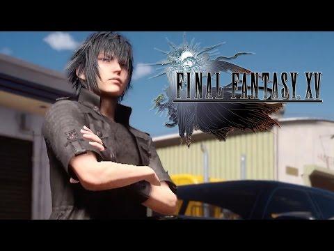 Final Fantasy XV - 101 Trailer Extended Cut