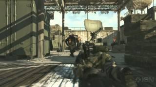 Metal Gear Solid V: The Phantom Pain - Online Trailer