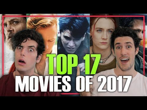 TOP 17 MOVIES OF 2017