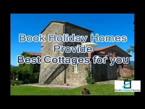 Book Holiday Homes and Cottages- UK
