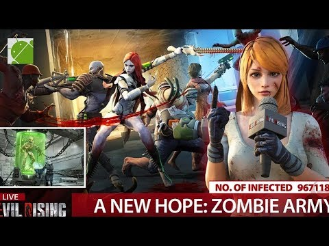 Evil Rising - Android Gameplay FHD