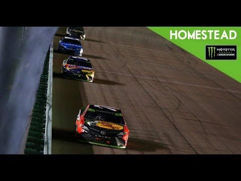 Monster Energy NASCAR Cup Series- Full Race -Ford Ecoboost 400