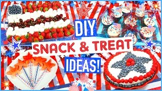 Fashionistalove22 Vlog Fourth of July DIY Party