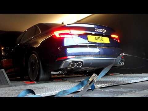 Audi S4 B9 2017 3.0T Dyno Run