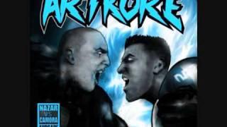 Nazar VS Camora - Fakkermusik (ARTKORE Ab dem 12. MÄRZ 2010 iM Handel)