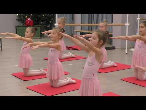 """Открытый урок балетной школы """"Русский балет"""" в г. Королёв"""