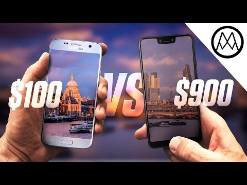 Can a $100 Smartphone Camera beat $900 Flagships?