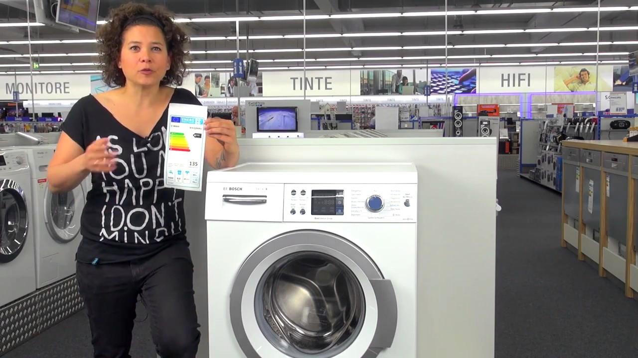 BOSCH Waschmaschine WAQ2849U Jubilaums Angebot Der Woche