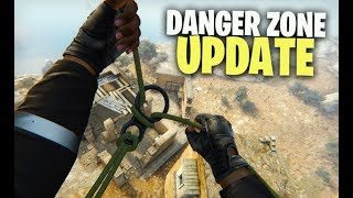 NOWY UPDATE DO DANGER ZONE JEST ZAJE*ISTY! | CS:GO