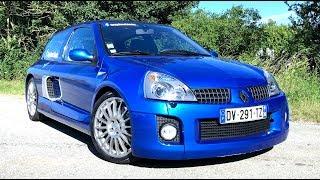Montez avec moi dans la Renault Clio V6 phase 2, une voiture qui commence à être mythique pour plusieurs raisons... N'oubliez pas de liker la page facebook ...