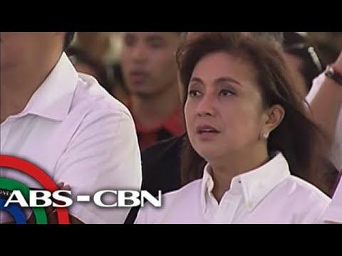 TV Patrol: VP Leni, PNoy, dumalo sa misa alay sa martial law EJK victims