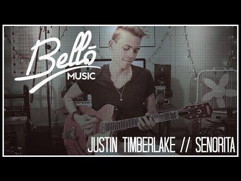 Pop Guitar Cover | Justin Timberlake - Señorita...