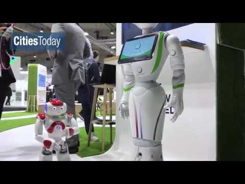 Cities Today at Smart City Expo Barcelona 2017