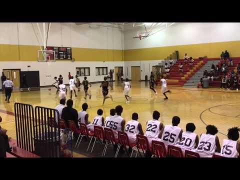 Jonesboro Middle School vs Forest Park Part 1