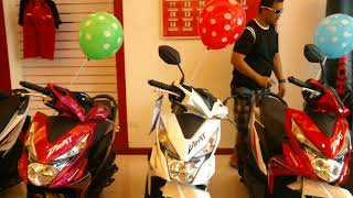 Shopping For My 1st Motorcycle: Honda Dealership Matina Davao City