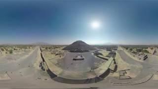 Túnel del Templo de la Serpiente Emplumada, Teotihuacan