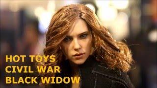 hd first look hot toys black widow ca3 civil war