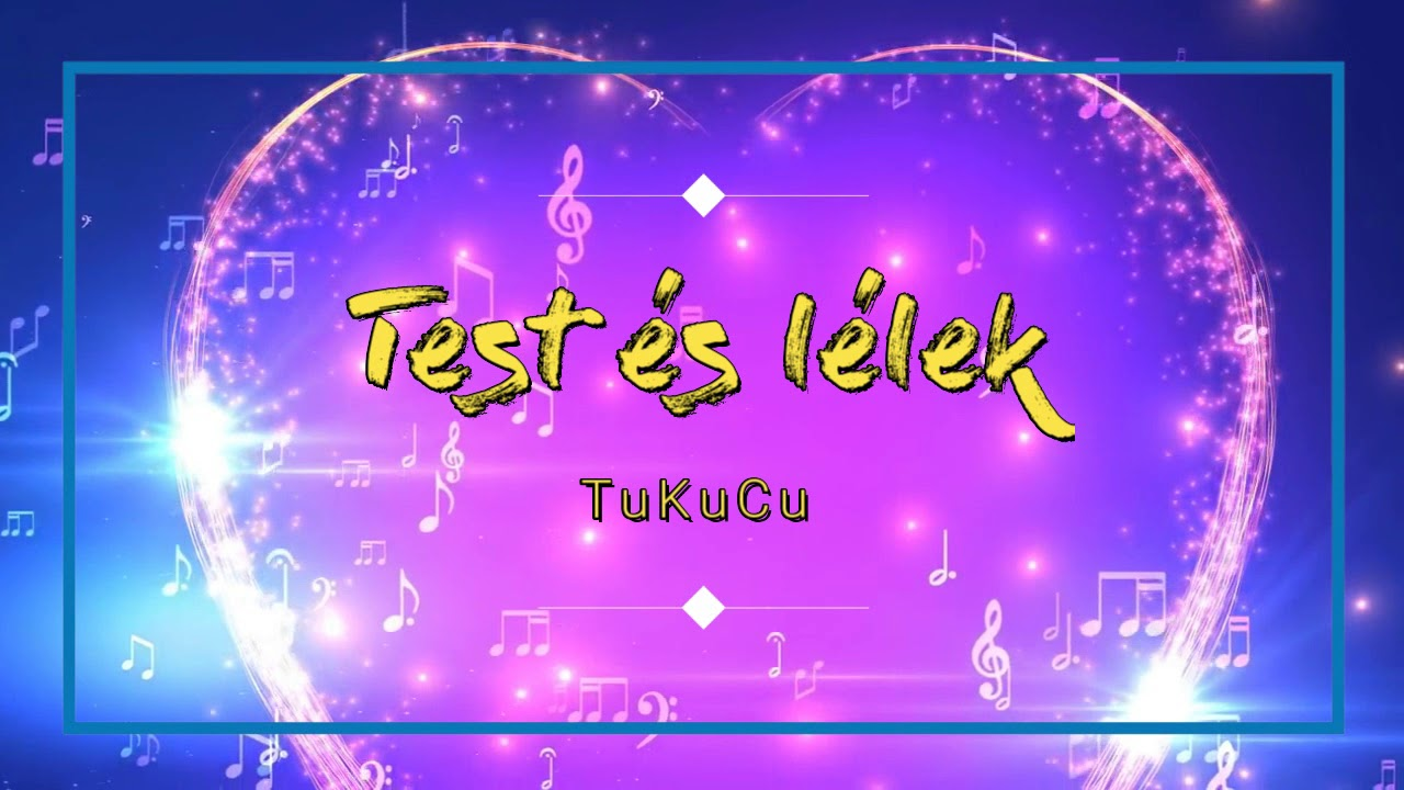 Plazmabeat - Test és lélek (TuKuCu version) HD