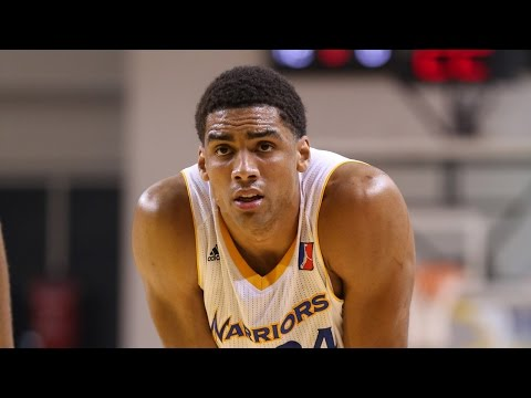 James Michael McAdoo Highlights w/ the Santa Cruz Warriors