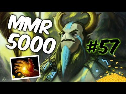 Рейтинговая Игра Дота 2 - Как Поднять ММР на Фура Natures Prophet #57 +Обучалка гайд