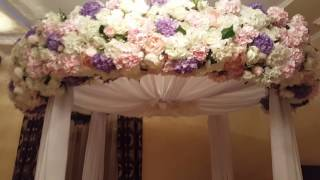 Оформление комнаты невесты от Feya Decor. Беседка .89647033868.Москва и М.О.