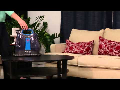BISSELL Spotclean Cordless Features