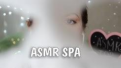 ASMR SPA День и Массаж Лица /Ролевая игра / ASMR Spa day