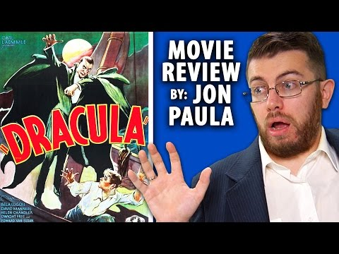 Dracula (1931) — Movie Review #JPMN