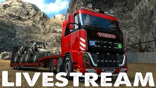 ETS2 Promods, Rusmap, Southern Region Heavy Haulage Special