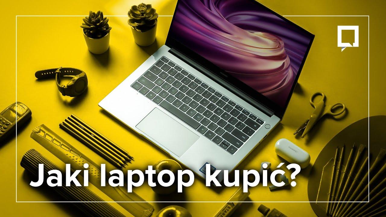 Najlepszy laptop do 3000 zł - Huawei MateBook D14 (2020)