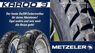 Metzeler Karoo 3 - Werbespot 2015