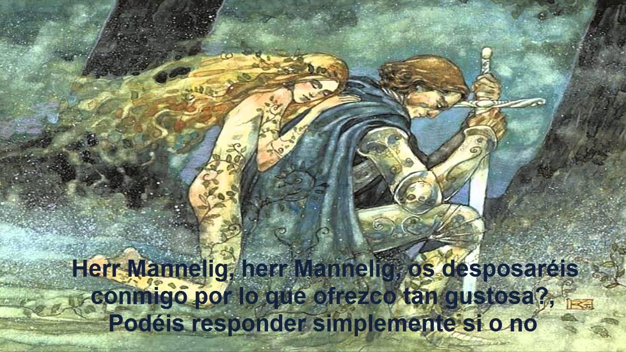 Garmarna -Herr mannelig -subtitulado en español