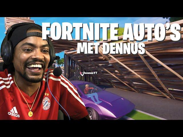 DRIVE BY AUTO MET DENNUS (FORTNITE)