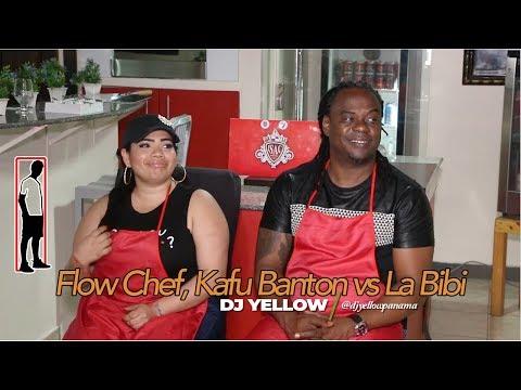 Flow Chef, Kafu Banton vs La Bibi -Semifinal - Da Flow Internacional
