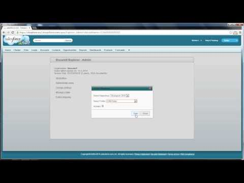 Integrate Salesforce with SharePoint in less than 4 minutes